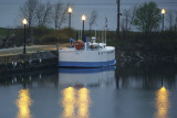Kristy Lyn Early in the Morning on Collingwood Harbour