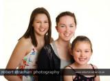 Rachel, Louise and Karen