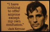 The face of the Beat Generation:  Jack Kerouac