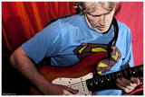 superman plays the blues