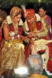 The wedding...