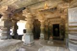 Inside Shiva Temple