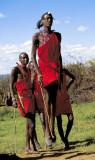 Masai Typical Jump...