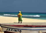 Senegalese Woman in Sal