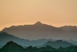 Sunset over Sinai