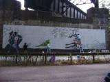 2012 summer mural
