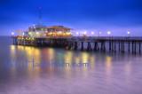 Santa Monica Pier Twilight