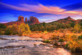 Red Rock Crossing Afterglow