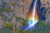 Tunnel View Rainbow