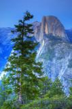 Half Dome Glacier Pt