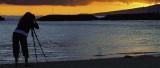 sunset shooter