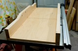 rebuilt crosscut sled