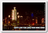 First-ever New Year Countdown in Hong Kong