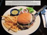 Thai Burger at Hard Rock Cafe
