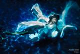 Shelli Da'Neal Underwater
