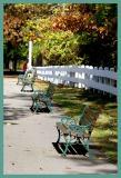 bench symetry