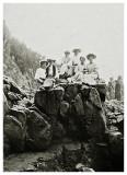 Persongruppe ca. 1908