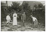 Kroketspil ca.1908