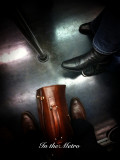 More (dramatic) feet in the Métro