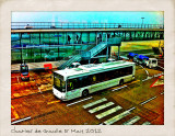 The airport bus