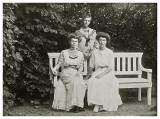 Dorthea, Sigfred og Bodil 1909