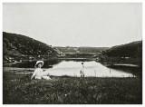 Simonsens Sø, Bornholm 1909
