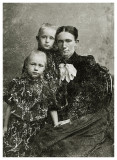Thora, Dorthea og Bodil ca. 1895