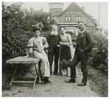 I haven i Allinge ca. 1908