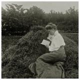 Dorthea i haven i Allinge