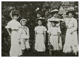 Sommerudflugt ca. 1908