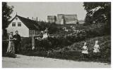 Nær Hammershus ca. 1890