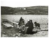 Ved Hammersøen ca. 1908