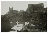 Udflugt til Hammershus ca. 1908