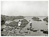 Ukendt og Dorthea ca. 1908