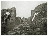 Dorthea og ukendt ca. 1908