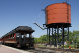 The essential water tower.