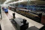 In the Railroad Museum of Pennsylvania.