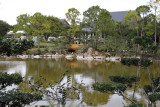 13.  The Morikami Japanese Museum and Gardens.