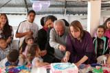 verjaardag/cumpleaños Luna 2012