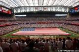 Time Lapse: Reliant Stadium (Sept. 11, 2011)