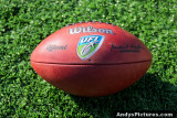 Time Lapse: UFL football game