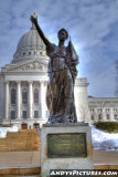 Wisconsin state capital - Madison