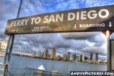 Ferry to San Diego