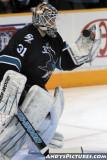 San Jose Sharks goalie