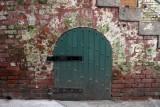 Alcatraz doorway