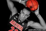 Arizona Wildcats' Derrick Williams