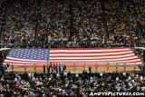 National Anthem at the 2011 Final Four