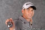 Pro Golfer Sergio Garcia