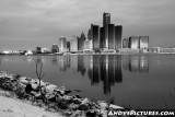 Monochrome Detroit