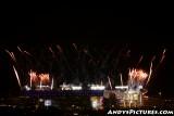 Super Bowl XLIII postgame fireworks